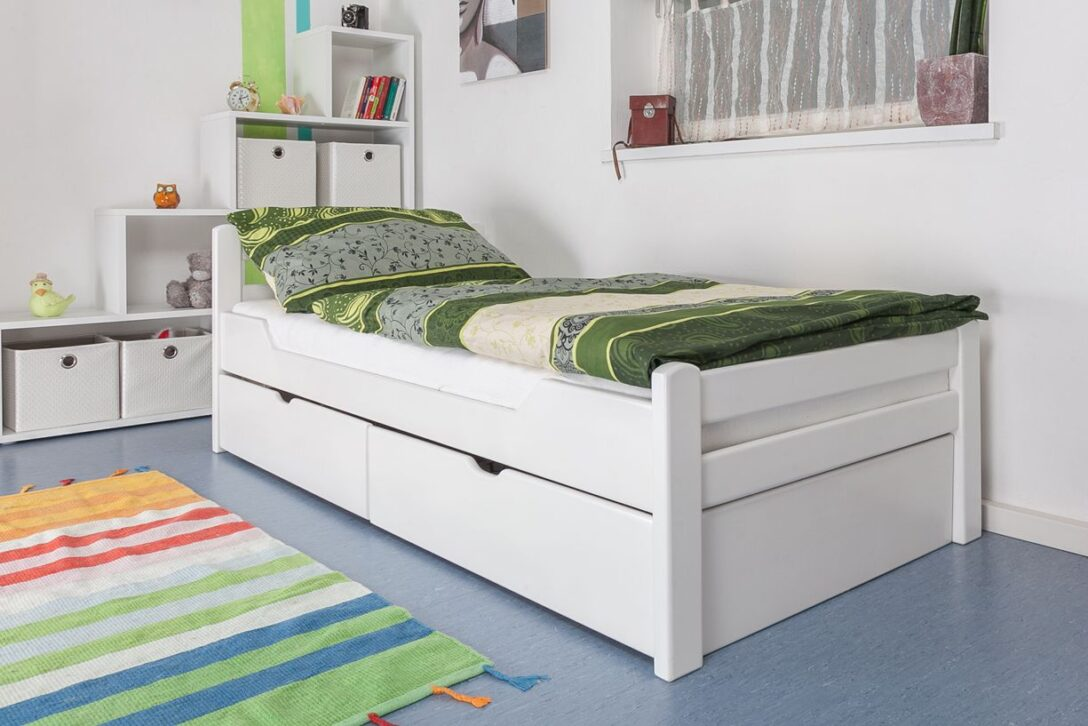 Large Size of Jugendbett 90x200 Bett Mit Schubladen Weiß Lattenrost Kiefer Bettkasten Und Matratze Betten Weißes Wohnzimmer Jugendbett 90x200