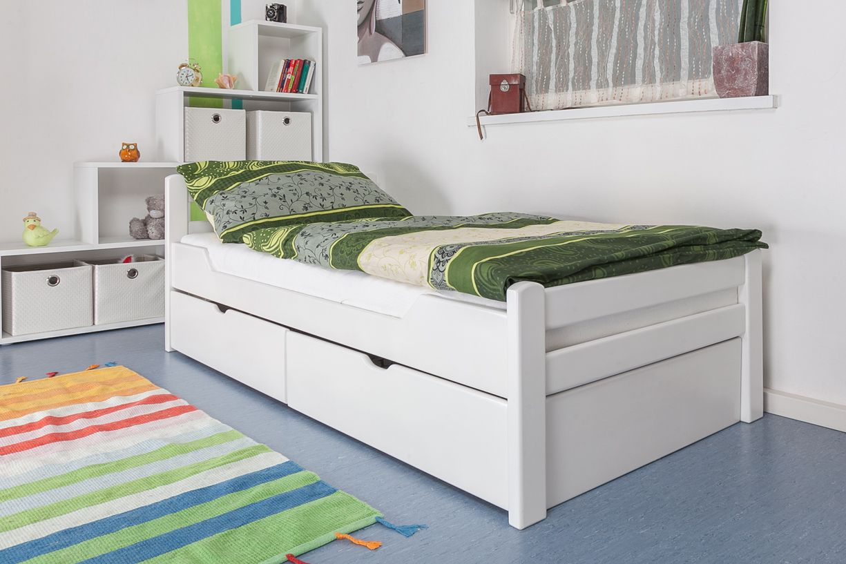 Full Size of Jugendbett 90x200 Bett Mit Schubladen Weiß Lattenrost Kiefer Bettkasten Und Matratze Betten Weißes Wohnzimmer Jugendbett 90x200