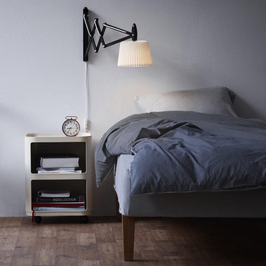 Large Size of Schlafzimmer Wandlampen Moderne Fhren Einen Sitlvollen Effekt In Den Raum Ein Gardinen Für Komplett Poco Klimagerät Set Mit Boxspringbett Teppich überbau Wohnzimmer Schlafzimmer Wandlampen