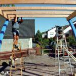 Pergola Holz Selber Bauen Carport Tipps Und Tricks Bad Waschtisch Holzfliesen Boxspring Bett Küche Modern Garten Holzhaus Fenster Einbauen Regale Betten Aus Wohnzimmer Pergola Holz Selber Bauen