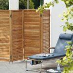 Paravent Outdoor Glas Balkon Bambus Garten Holz Metall Ikea Amazon Küche Edelstahl Kaufen Wohnzimmer Outdoor Paravent