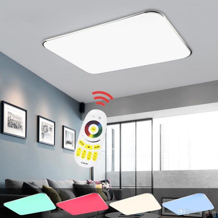 Medium Size of Dimmbare Farbe Led Küche Wohnzimmer Bad Sofa Panel Schlafzimmer Wohnzimmer Led Küchen Deckenleuchte