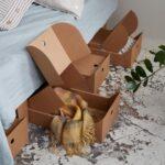 Ikea Pappbett Bilder Ideen Couch Küche Kaufen Sofa Mit Schlaffunktion Kosten Miniküche Betten 160x200 Modulküche Bei Wohnzimmer Pappbett Ikea