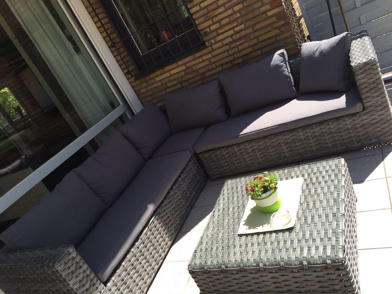 Full Size of Couch Terrasse Lounge Sofa Auf Der Tv Blau Wei Bottrop Ev Wohnzimmer Couch Terrasse