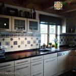 Küchen Fliesenspiegel Küche Glas Selber Machen Regal Wohnzimmer Küchen Fliesenspiegel
