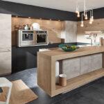 Alternative Küchen Wohnzimmer Alternative Küchen Beton Kchen Im Vergleich Bilder Von Nobilia Regal Sofa Alternatives