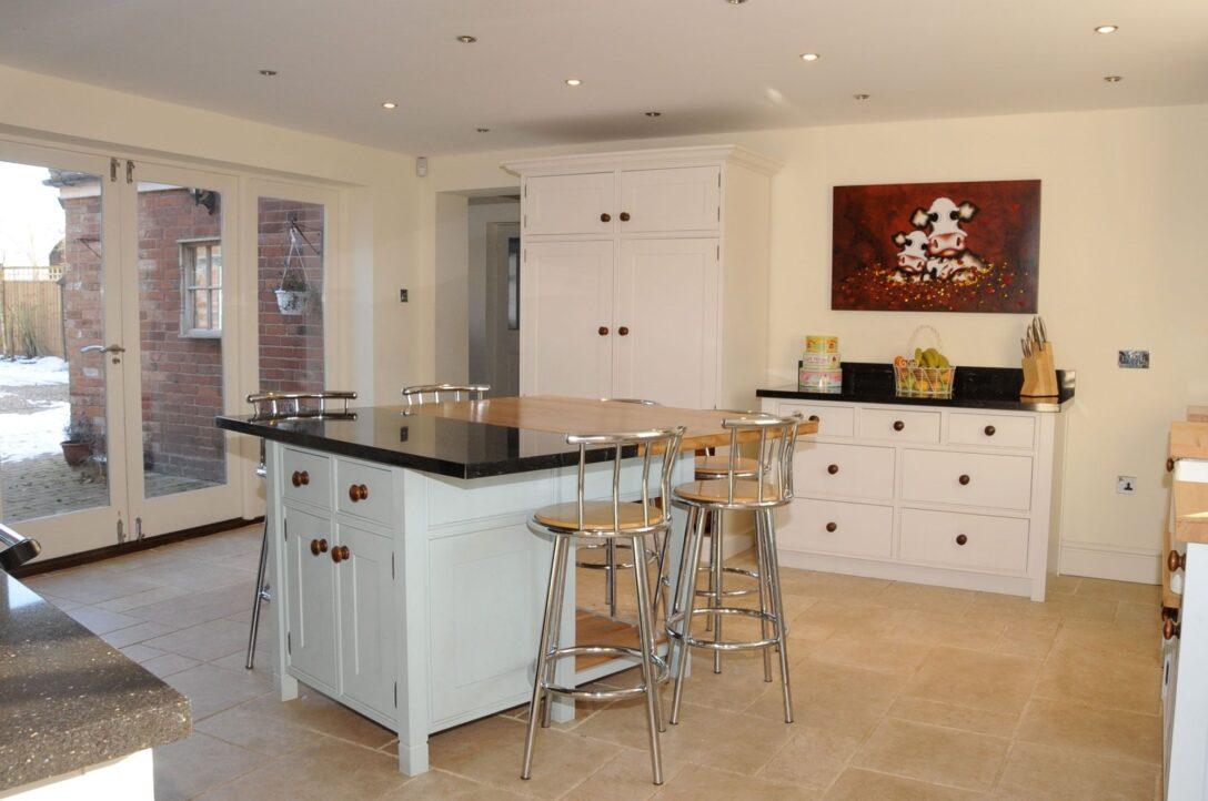 Large Size of Freistehende Küchen Kche Inseln Mit Sitzgelegenheiten Bildern Regal Küche Wohnzimmer Freistehende Küchen