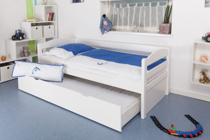 Medium Size of Jugendbett 90x200 Kiefer Bett Mit Schubladen Weiß Lattenrost Und Matratze Bettkasten Weißes Betten Wohnzimmer Jugendbett 90x200