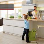 Küche Zweifarbig Wohnzimmer Wandfliesen Küche Vorhänge Tapeten Für Die Auf Raten Bodenbelag Keramik Waschbecken Landhaus L Mit E Geräten Tresen Rosa