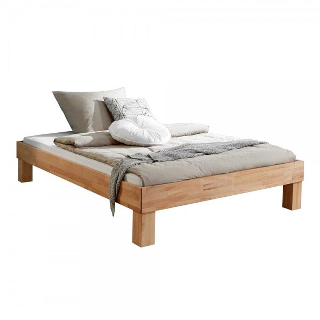 Full Size of Bett Manuela 100x200 Cm Futonbett Buche Massiv Gelt Betten Weiß Wohnzimmer Futonbett 100x200