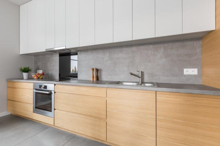 Küchen Holz Modern Graue Kchen Kchendesignmagazin Lassen Sie Sich Inspirieren Holztisch Garten Deckenlampen Wohnzimmer Massivholz Regal Schlafzimmer Fliesen Wohnzimmer Küchen Holz Modern