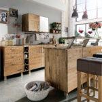 Freistehende Küchen Massivholz Modulkche Culinara Schadstoffgeprft Küche Regal Wohnzimmer Freistehende Küchen