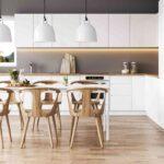 Küche Essplatz Kchenbeleuchtung Tipps Fr Optimales Licht In Der Kche Gebrauchte Verkaufen Ikea Kosten Grillplatte Wandverkleidung Bodenbeläge Spülbecken Wohnzimmer Küche Essplatz