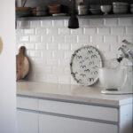 Küche Blau Grau Wohnzimmer Dekoration Ein Schnelles Kchen Update L Küche Mit Elektrogeräten Landhausküche Aufbewahrungsbehälter Alno Aufbewahrungssystem Aufbewahrung Stengel