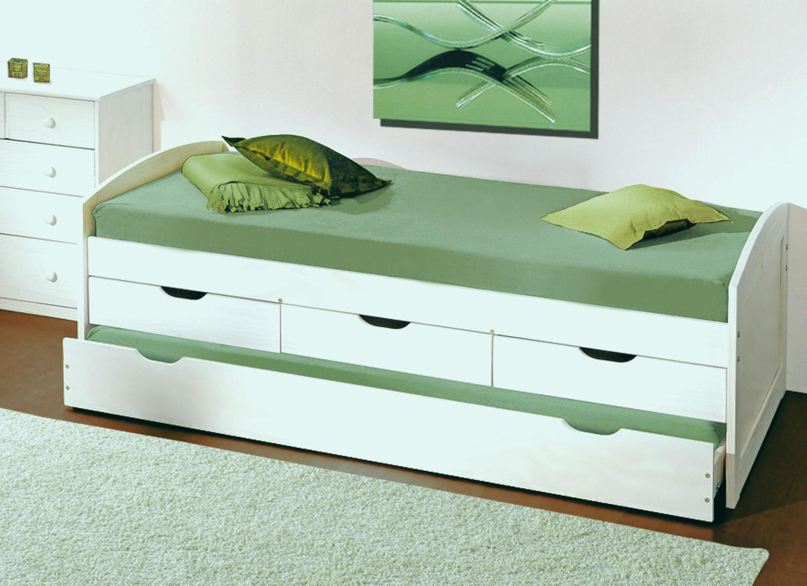 Full Size of Bett Mit Ausziehbett Ikea Vintage Barock Lattenrost Betten Kaufen Rückwand Kolonialstil 90x200 Und Matratze Sofa Schlaffunktion 140x200 Günstig 180x200 Wohnzimmer Bett Mit Ausziehbett Ikea