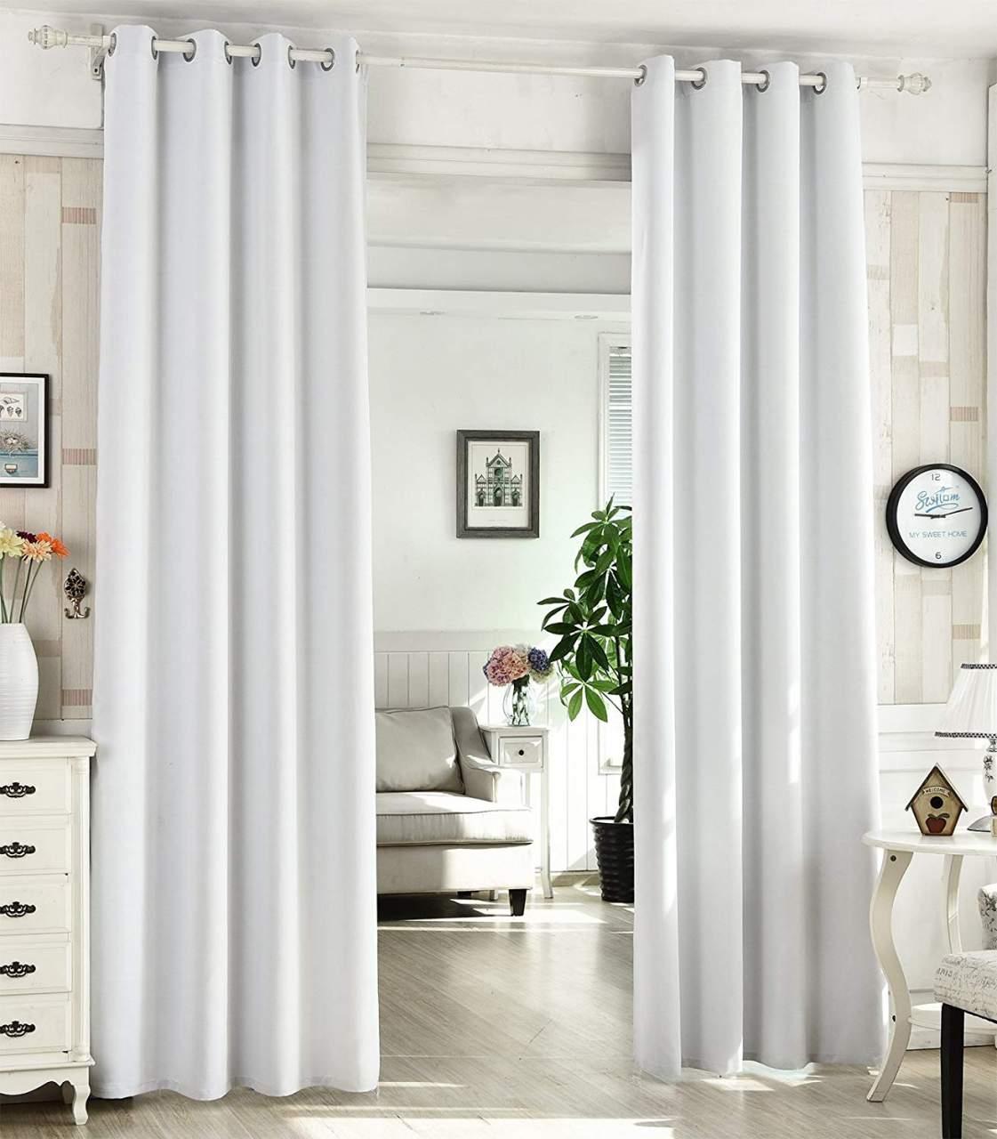 Full Size of Gardinen Für Schlafzimmer Die Küche Scheibengardinen Fenster Wohnzimmer Wohnzimmer Blickdichte Gardinen