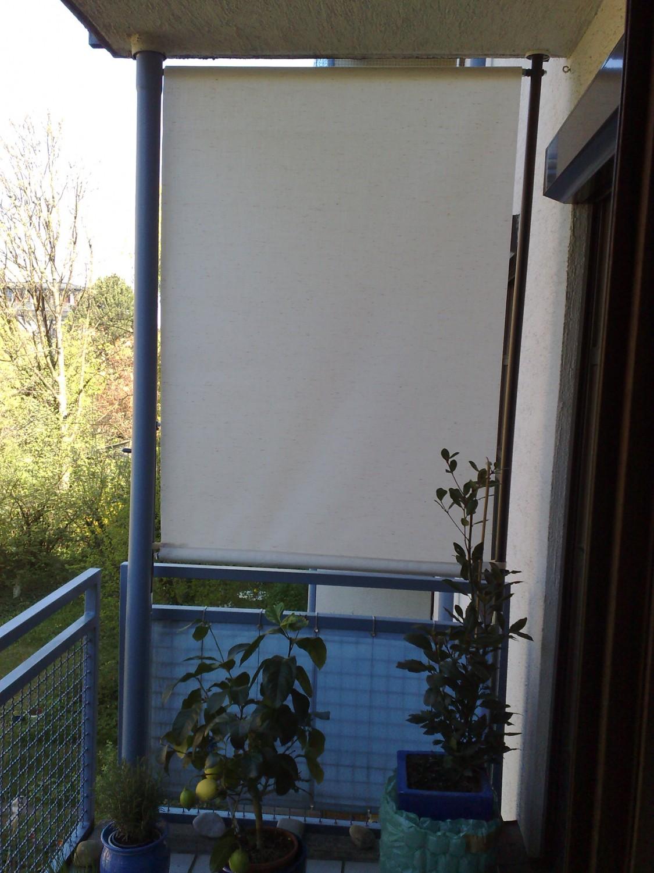 Full Size of Balkon Sichtschutz Design Style Beige Einfarbig Sichtschutzfolien Für Fenster Garten Sichtschutzfolie Einseitig Durchsichtig Paravent Wpc Im Holz Wohnzimmer Sichtschutz Balkon Paravent