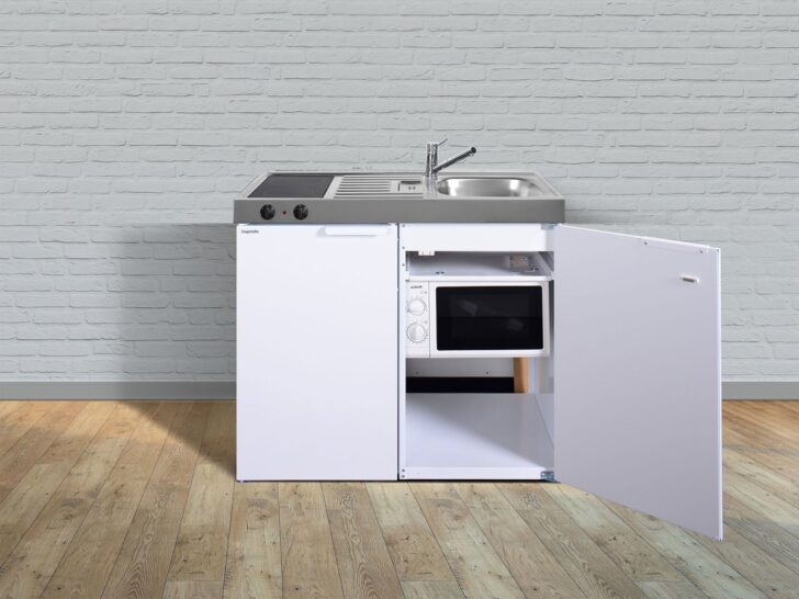 Medium Size of Miniküche Edelstahl Minikchen Kitchenline Mkm 100 Aus Mit Kühlschrank Edelstahlküche Gebraucht Stengel Ikea Garten Outdoor Küche Wohnzimmer Miniküche Edelstahl