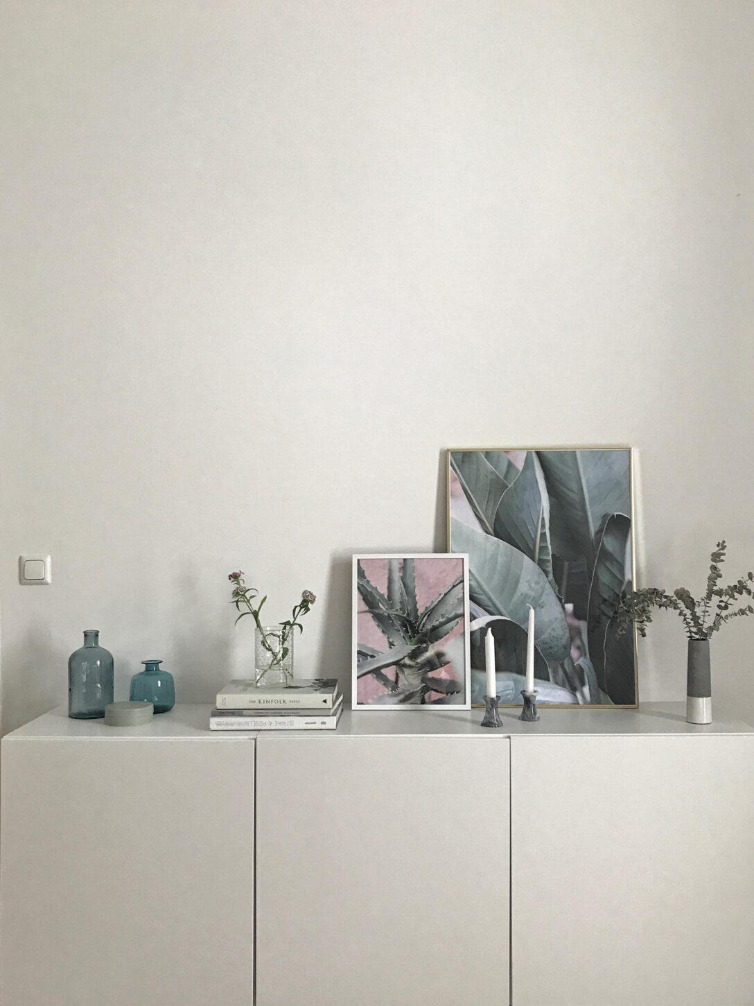 Large Size of Deko Sideboard Meine Neue Auf Dem Modernewohnide Wohnzimmer Dekoration Schlafzimmer Badezimmer Wanddeko Küche Für Mit Arbeitsplatte Wohnzimmer Deko Sideboard
