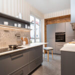 Eine Moderne Olina Landhauskche Kchen Brunnmair Ing Küchen Regal Wohnzimmer Olina Küchen