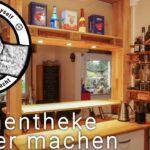 Küchentheke Selber Bauen Kchen Bar Velux Fenster Einbauen Bett 140x200 Regale Kopfteil Boxspring Küche Planen 180x200 Fliesenspiegel Machen Dusche Wohnzimmer Küchentheke Selber Bauen