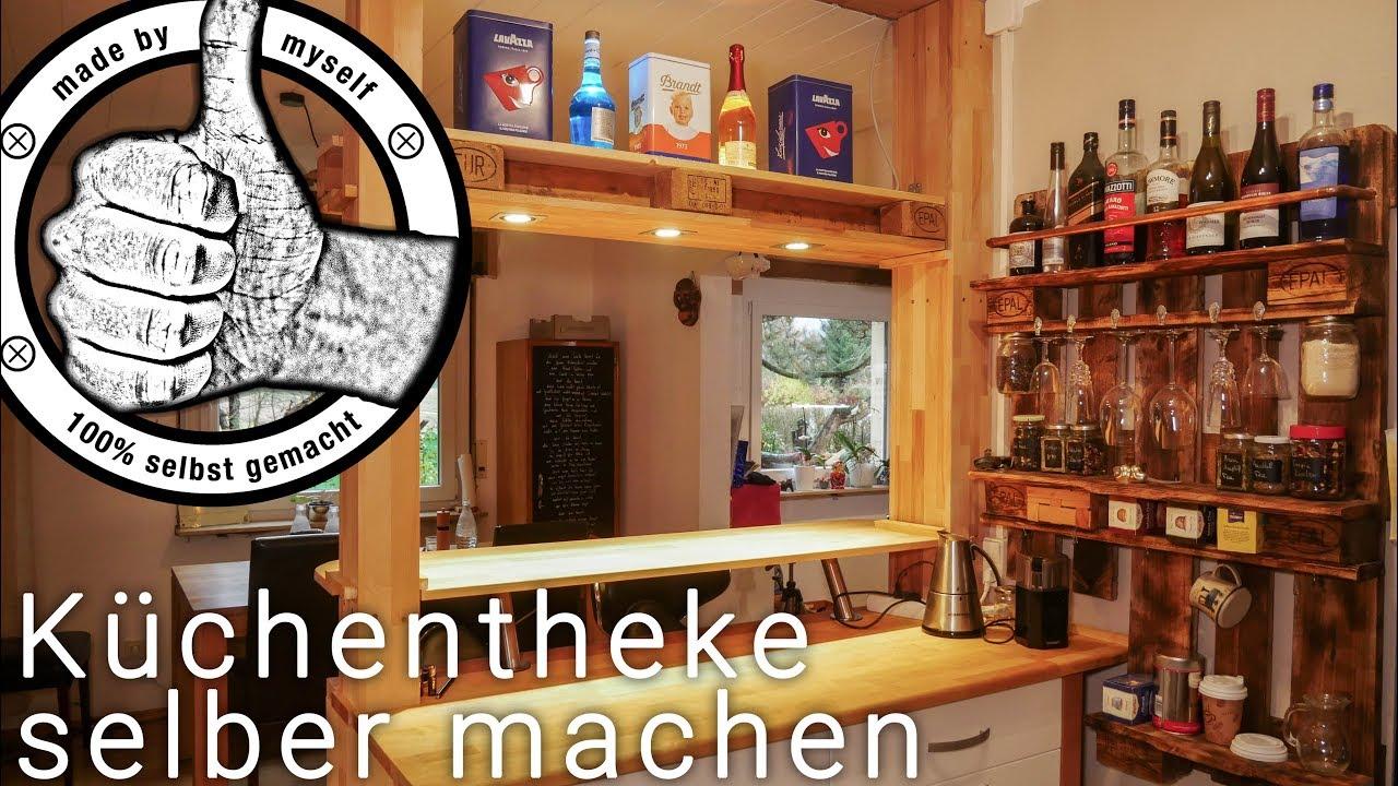 Full Size of Küchentheke Selber Bauen Kchen Bar Velux Fenster Einbauen Bett 140x200 Regale Kopfteil Boxspring Küche Planen 180x200 Fliesenspiegel Machen Dusche Wohnzimmer Küchentheke Selber Bauen