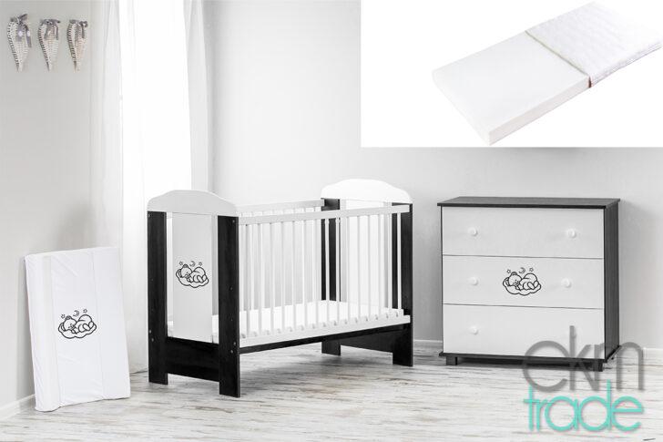 Medium Size of Schwarz Wei Kinderbett 120 60 Cm Mit Matratze Schwarze Küche Bett 180x200 Schwarzes Weiß Wohnzimmer Babybett Schwarz