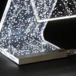 Design Tiaus Acryl Kristall C Led Stardust Stehlampe Wohnzimmer Stehlampen Schlafzimmer Wohnzimmer Kristall Stehlampe