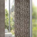 Blickdichte Gardinen Verdunkelungsvorhang Taupe Braun Silber Schlafzimmer Für Küche Fenster Die Scheibengardinen Wohnzimmer Wohnzimmer Blickdichte Gardinen