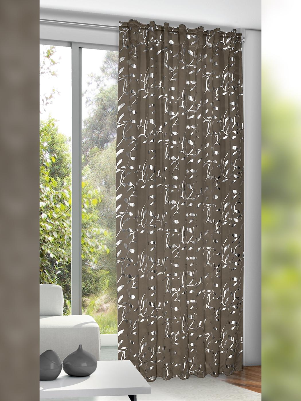 Full Size of Blickdichte Gardinen Verdunkelungsvorhang Taupe Braun Silber Schlafzimmer Für Küche Fenster Die Scheibengardinen Wohnzimmer Wohnzimmer Blickdichte Gardinen