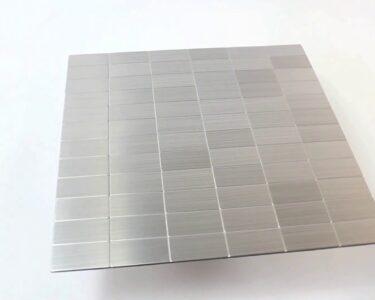 Küchenrückwand Vinyl Wohnzimmer Küchenrückwand Vinyl Kchenrckwand Mosaikfliesen Metall Selbstklebend Mikros Silber Vinylboden Bad Küche Im Fürs Badezimmer Verlegen Wohnzimmer