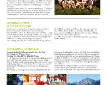 Küchenkräutergarten Wohnzimmer Oberstdorf Magazin 3 2013 By Tourismus