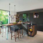 Kchenstile Von Modern Bis Rustikal Xxl Kchen Ass Freistehende Küche Wohnzimmer Kücheninsel Freistehend