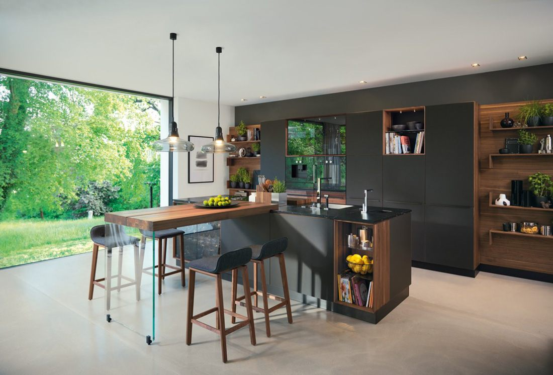 Full Size of Kchenstile Von Modern Bis Rustikal Xxl Kchen Ass Freistehende Küche Wohnzimmer Kücheninsel Freistehend