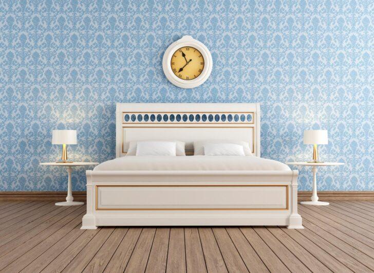 Medium Size of Wand Hinter Bett Romantische Schlafzimmer Sessel Kommoden Set Günstig Stuhl Für Landhausstil Wiemann Lampe Komplett Poco Komplettangebote Vorhänge Schränke Wohnzimmer Akzentwand Schlafzimmer Tapeten Ideen