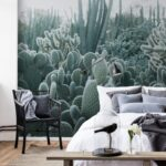 Schlafzimmer Tapeten 2020 Wohnzimmer Schlafzimmer Tapeten 2020 Cacti In Tapete Led Deckenleuchte Schrnke Deckenleuchten Landhausstil Weiß Vorhänge Komplett Guenstig Romantische Wandtattoo