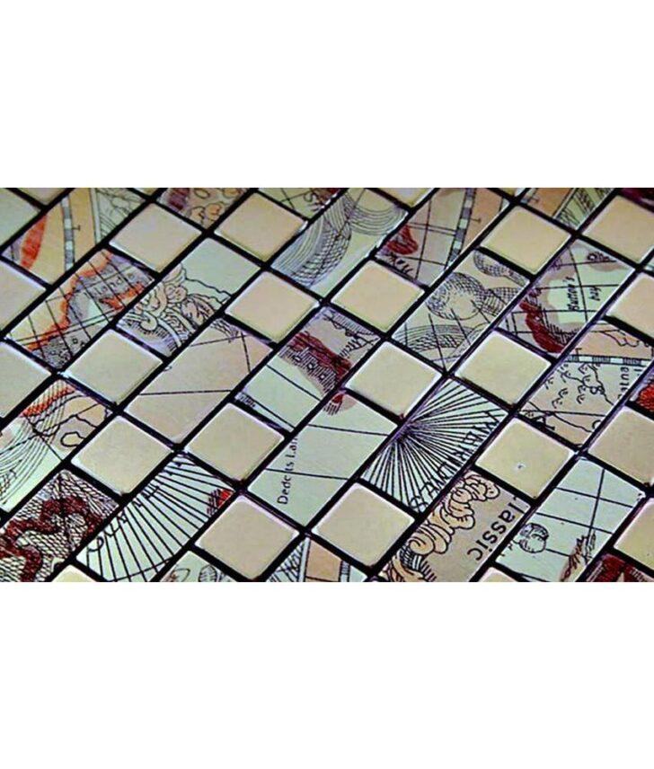 Medium Size of Selbstklebende Mosaikfliesen Tomsk Gold Gemustert Mosaic Outlet Fliesenspiegel Küche Selber Machen Glas Fliesen Für Dusche Badezimmer Holzfliesen Bad Wohnzimmer Selbstklebende Fliesen