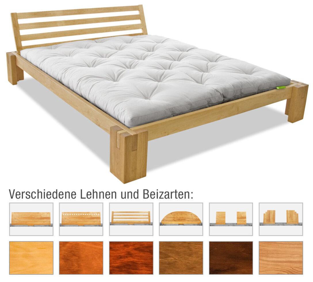 Large Size of Futonbett Basic Online Bestellen Der Klassiker Edofutonde Bett Weiß 100x200 Betten Wohnzimmer Futonbett 100x200