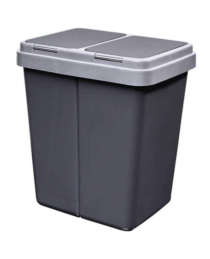 Medium Size of Mlleimer Unter Der Sple Diese Mglichkeiten Gibt Es Einbau Mülleimer Küche Doppelblock Doppel Wohnzimmer Doppel Mülleimer
