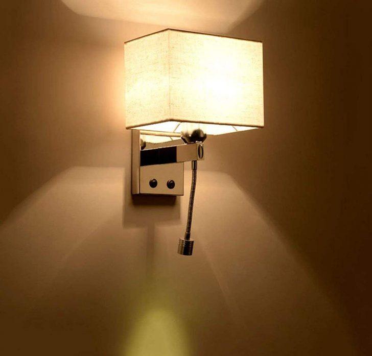 Medium Size of Wandlampen Schlafzimmer Wandlampe Led Dimmbar Mit Leselampe Design Massivholz Landhaus Gardinen Für Deckenleuchte Modern Sitzbank Loddenkemper Eckschrank Wohnzimmer Wandlampen Schlafzimmer