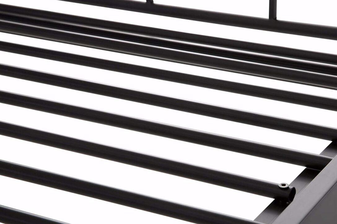 Large Size of Ausziehbett 180x200 Loft24 Florenz Metallbett 90x200 Cm Tagesbett Ausziehbar Auf Bett Mit Lattenrost Und Matratze Schubladen Schwarz Betten Selber Bauen Wohnzimmer Ausziehbett 180x200