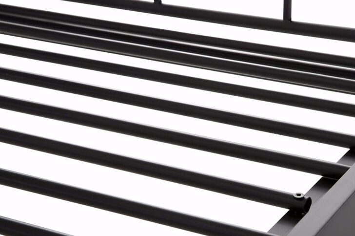 Medium Size of Ausziehbett 180x200 Loft24 Florenz Metallbett 90x200 Cm Tagesbett Ausziehbar Auf Bett Mit Lattenrost Und Matratze Schubladen Schwarz Betten Selber Bauen Wohnzimmer Ausziehbett 180x200