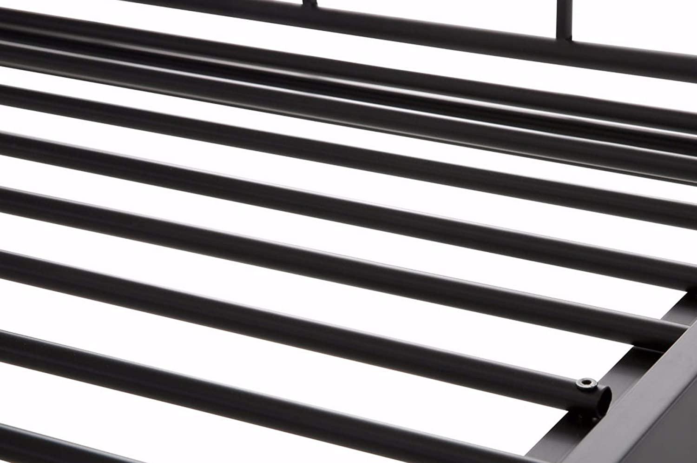 Full Size of Ausziehbett 180x200 Loft24 Florenz Metallbett 90x200 Cm Tagesbett Ausziehbar Auf Bett Mit Lattenrost Und Matratze Schubladen Schwarz Betten Selber Bauen Wohnzimmer Ausziehbett 180x200