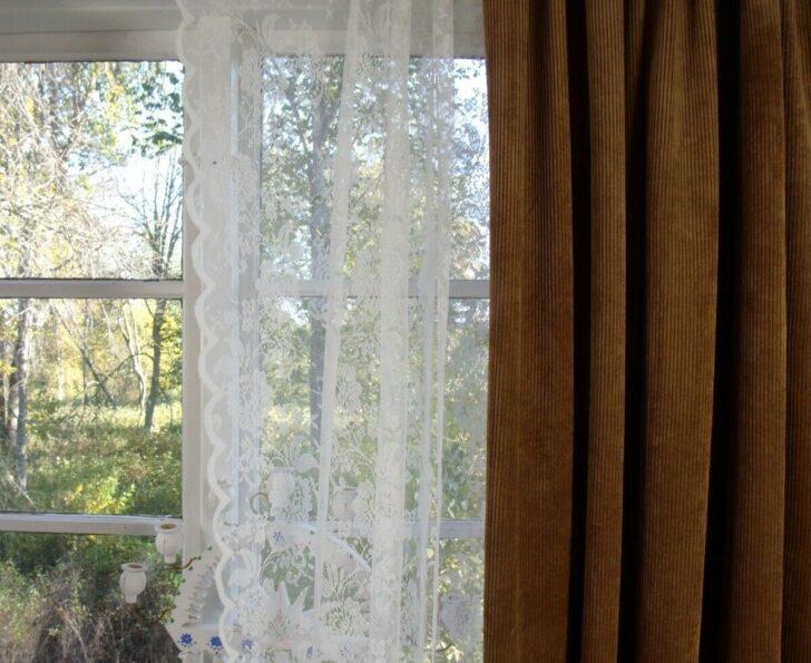 Medium Size of Gardine Landhaus Schlafzimmer Bett Landhausstil Fenster Wohnzimmer Gardinen Küche Wandregal Landhausküche Weiß Für Bad Grau Scheibengardinen Sofa Regal Wohnzimmer Gardine Landhaus