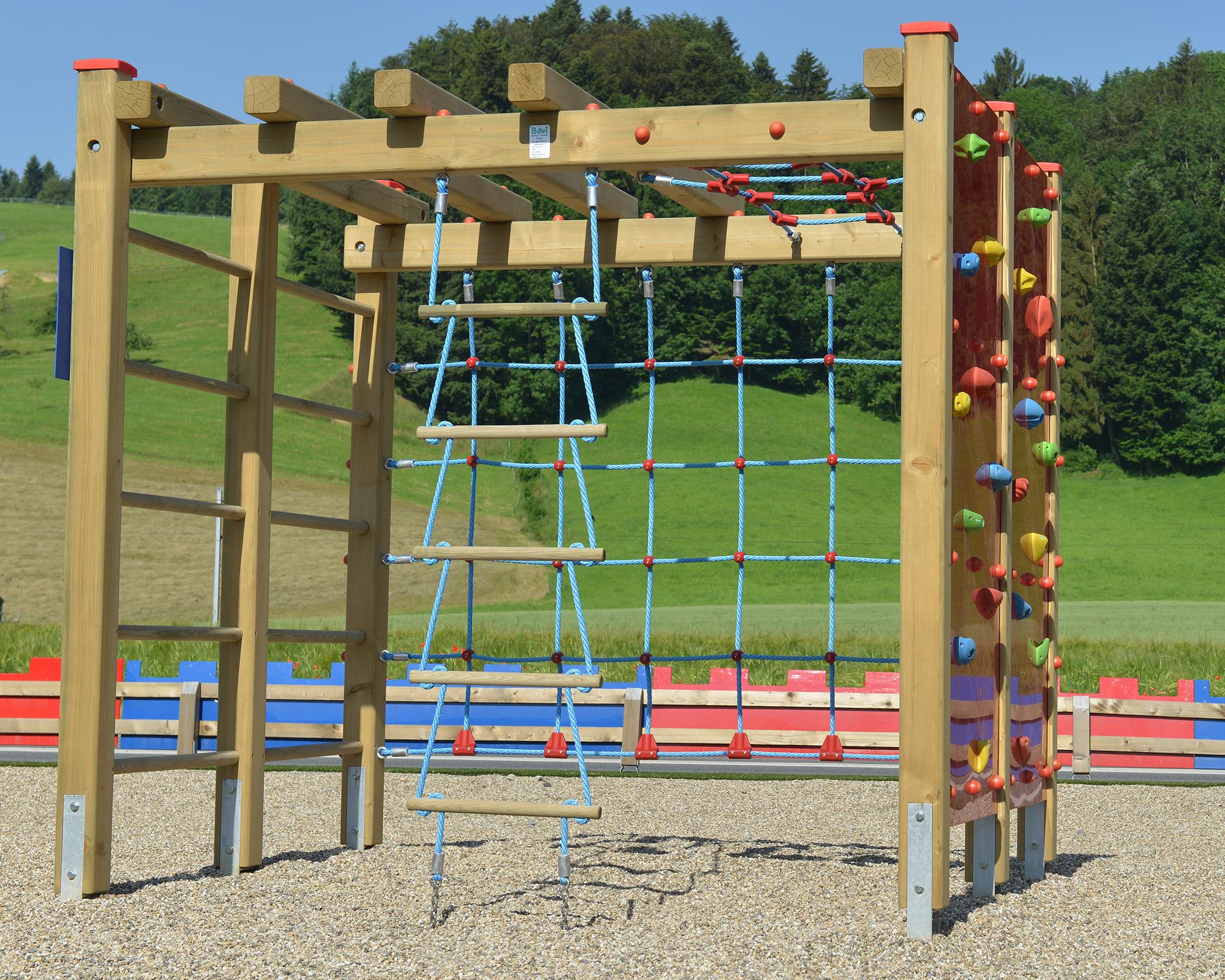 Full Size of Klettergerst Kletterbaum Klettergerüst Garten Wohnzimmer Kidwood Klettergerüst