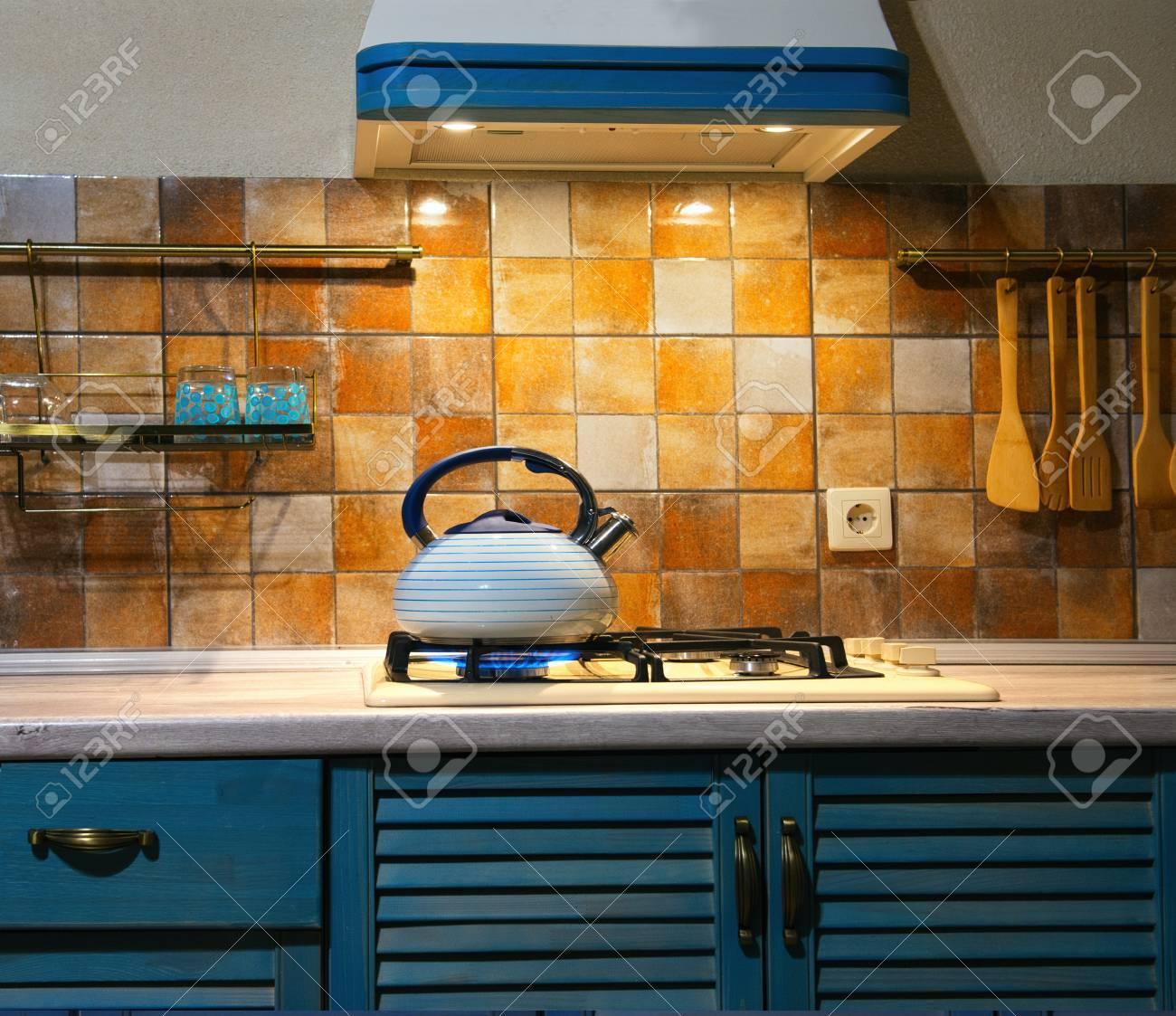 Full Size of Küche Blau Neue Metall Pfeifen In Kche Vinyl Led Panel Apothekerschrank Einbauküche L Form Vorhang Aufbewahrungssystem Wellmann Kleine Landhausküche Wohnzimmer Küche Blau