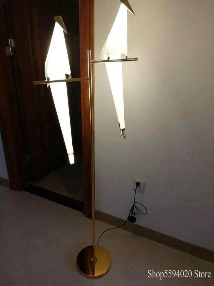 Medium Size of Wohnzimmer Lampe Stehend Art Vogel Papier Schlafzimmer Studio Fürs Stehlampe Schrankwand Küche Kamin Spiegellampe Bad Liege Teppiche Bogenlampe Esstisch Wohnzimmer Wohnzimmer Lampe Stehend
