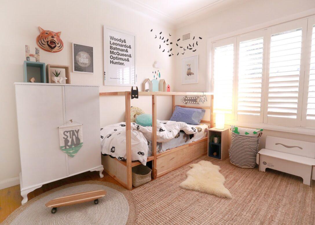 Large Size of Kura Hack Storage Ikea House Bed Ideas Bunk Instructions Floor The Boo And Boy Tubu Kids Wohnzimmer Kura Hack