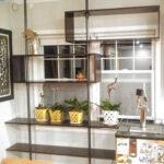 Hängeregal Kücheninsel 59 Diy Regale Zum Selber Bauen Was Werden Sie Küche Wohnzimmer Hängeregal Kücheninsel