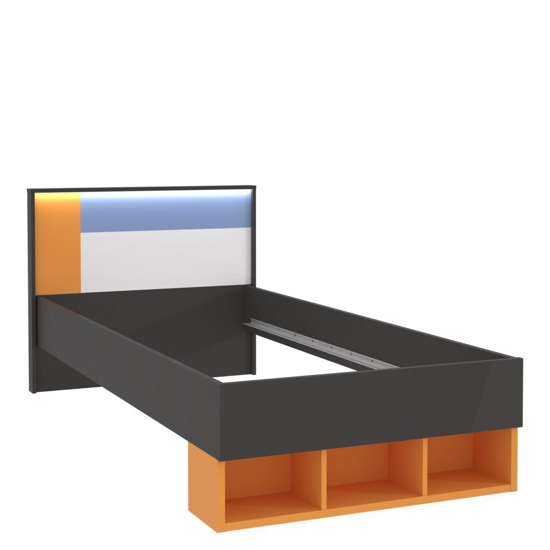 Large Size of Bett 90x200 Mit Lattenrost Schubladen Weiß Bettkasten Betten Kiefer Und Matratze Weißes Wohnzimmer Jugendbett 90x200